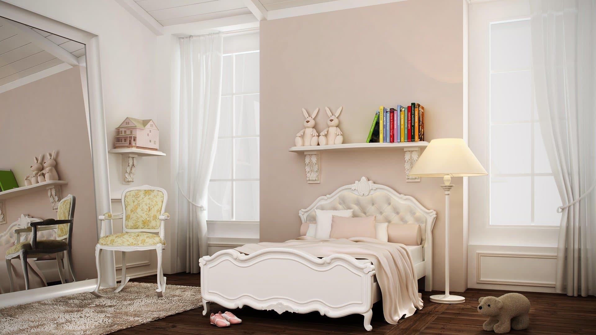 חדרי ילדים - חדרי נערות