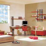 חדר ילדים ונוער אגוז אדום 900X458