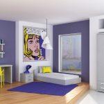 חדר ילדים ונוער אופק - סדרה צבעונית