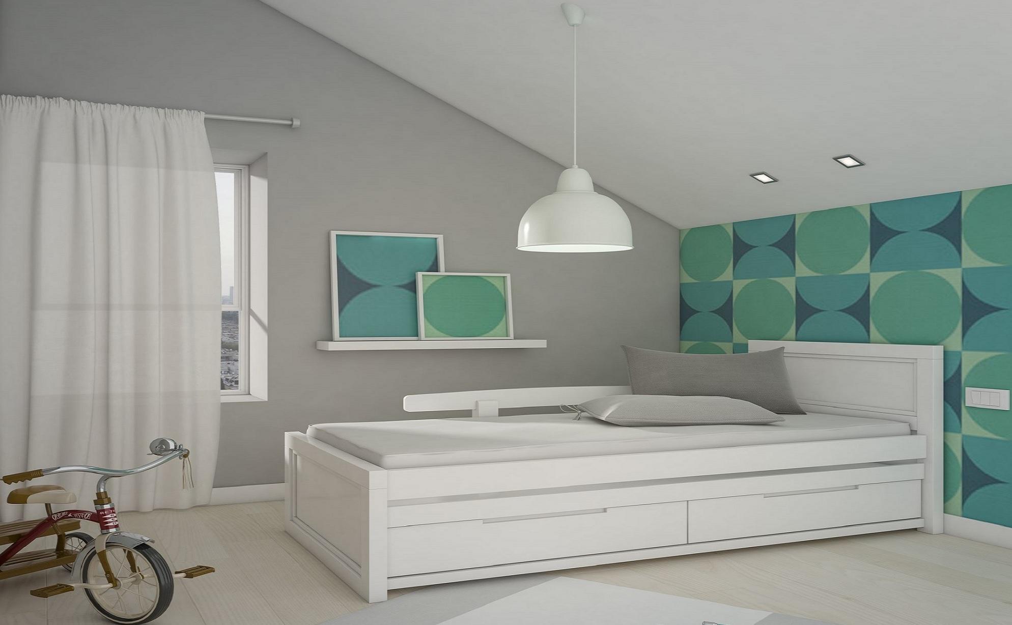 מיטת עץ דגם אור
