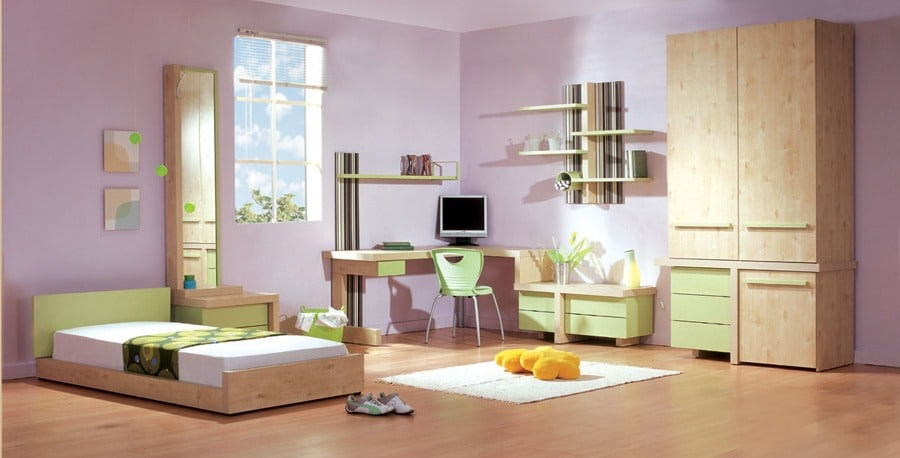 חדר ילדים ונוער מייפל + תפוח 900X458