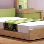מיטת נוער - מייפל תפוח