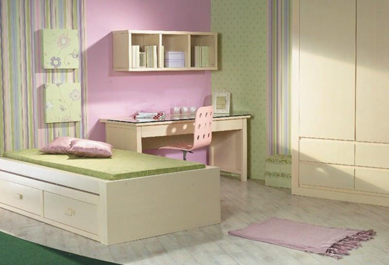 חדר ילדים ונוער מעין - הסדרה מעץ מלא