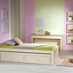 חדר ילדים מעץ מלא - חדר ליאור