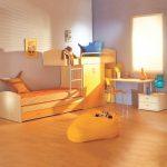 מיטת קומותיים - מיטת רכבת לילדים