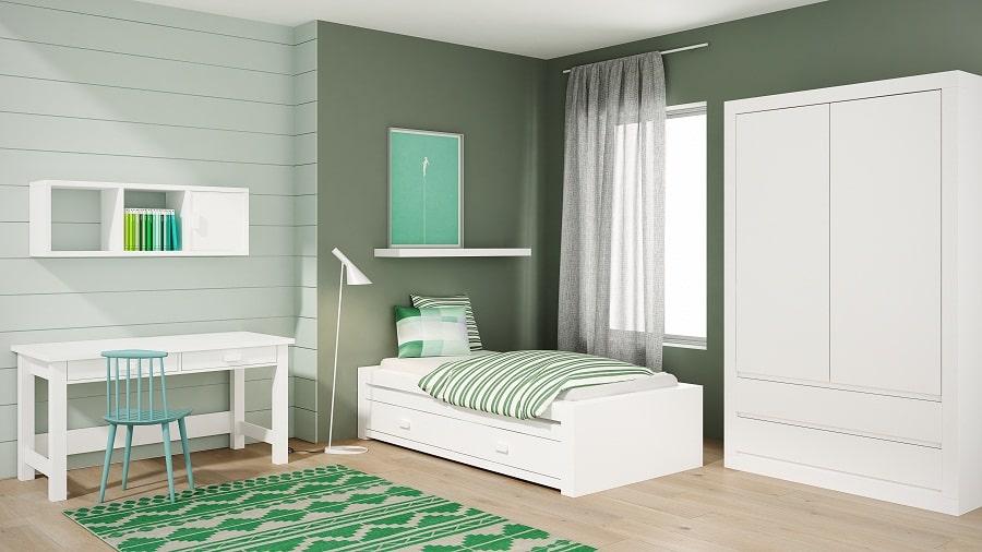 חדרי ילדים ונוער - חדר עומר - רהיטי ברזילי