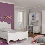 חדרי ילדים ונוער - חדר מישל לנערות