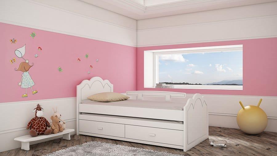 מיטת ילדים ורונה