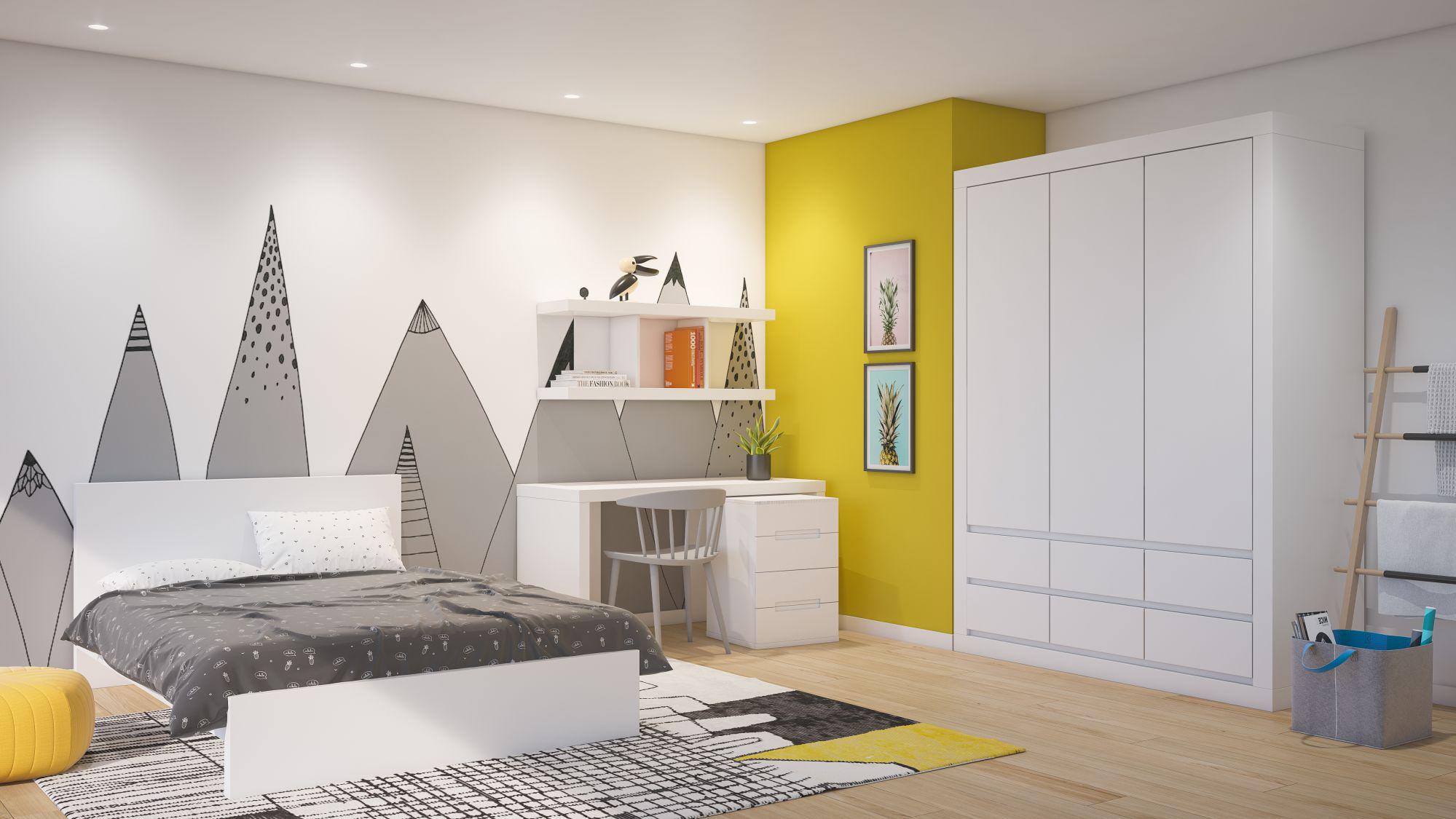 חדר ילדים ונוער - חדר אריאל